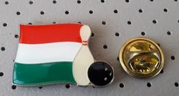Hungary Bowling Federation  Pin - Bowling