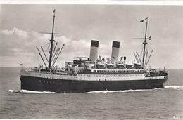 """M.S. """"Monte Olivia""""  1939 Zweischrauben Motorschiff  Ungelaufen - Andere"""