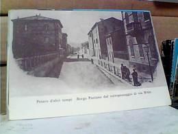 PESARO LOCALITA PANTANO  Dal Sottopasso BIXIO  Da Antica Foto  N1995 HC9771 - Pesaro