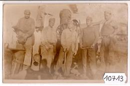 10713  SYRIE  AK PC CARTE PHOTO  MAALAKA   LE P.H.R. DU 8° RAD  LE 04 12 1926 - Siria