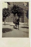 PLZ 47647 - KERKEN - ALDEKERK - Nordrh. Westf -  Sankt Peter Und Paul Kirche Mit Belgischem Soldat - Besetzung Nach 1918 - Kleve