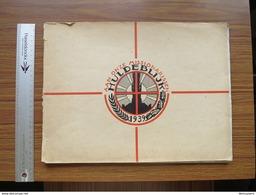 BOEK HGR 36X27- HULDEALBUM UIT HET BRUGSCHE - MISSIONARISSEN - MISSIEZUSTERS 1939 -118 BLZ - Religion & Esotérisme