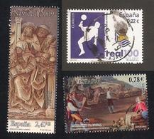 España 2009 Used - 2001-10 Usados