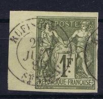 Colonies Francaises Yv 29 Cachet A Date Reunion St Denis - Sage