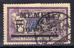 Memel 1920 Mi 27, Gestempelt [020619XXVII] - Memelgebiet