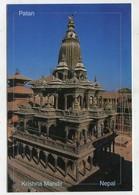 NEPAL - AK 351155 Patan - Krishna Mandir - Népal