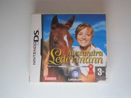 "Cartouche De Jeu ""ALEXANDRA-LEDERMANN"" (Nintendo DS) - Nintendo 64"