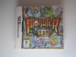 "Cartouche De Jeu ""MONSTER LAB"" (Nintendo DS) - Nintendo Game Boy"