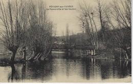 94 ( Val De Marne ) - PERIGNY Sur YERRES - La Passerelle Et Les Saules - Perigny
