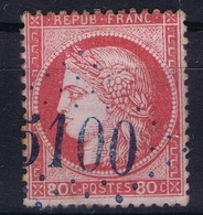 France GC 5100 Trebizonde Turkey , Turkey - 1849-1850 Ceres
