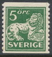 Sweden 1925, Facit # 143Ad, A3.  Standing Lion. MNH(**) - Neufs