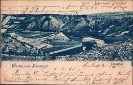 ! Alte Ansichtskarte Gruss Aus Arnstadt, Jonastal, 1905 - Arnstadt