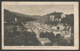 Luxembourg-----Larochette-----old Postcard - Larochette