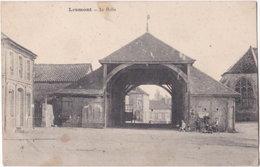 10. LESMONT. La Halle - Autres Communes
