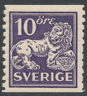 Sweden 1934, Facit # 146Ab.  Standing Lion. MNH(**) - Nuovi