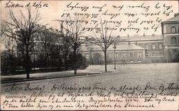 ! Alte Ansichtskarte Kobenhavn, Kopenhagen, 1906, Polytechnische Lehranstalt - Dänemark