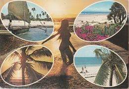 Cartolina Dal KENYA (KENSTA COAST) - Per Bologna 1987 (vedi Foto) - Kenia