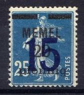 Memel (Klaipeda) 1920 Mi Mi 47 * [060915L] - Memelgebiet