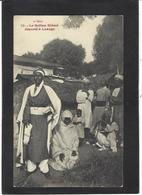CPA Angola Afrique Noire Non Circulé Le Sultan Niémé Déporté à Loango - Angola