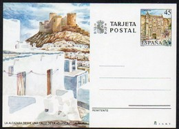 Spanien  Illustrierte Postkarte Ungebraucht/ Not Used ; Almeria - Ganzsachen