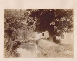 Tourneppe, Moulin Photo Véritable 17/12 Cm. - Beersel
