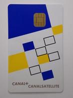 Télécarte - CANAL+ - CANALSATELLITE - Cultural