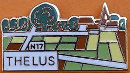 JJ...816.........THELUS............ Département Du Pas-de-Calais, En Région Hauts-de-France... - Villes