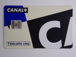 Télécarte - CANAL+ - 180000 Tirages - 1997 - Cultural