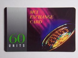 Télécarte - MCI - EXCHANGE CARD - Phonecards