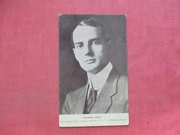 Charles West  Biograph Players  --- Ref 3397 - Célébrités