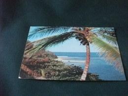 STORIA POSTALE FRANCOBOLLO JAMAICA GIAMAICA SAN SAN BAY THE W. I.  PIEGA ANG. - Giamaica