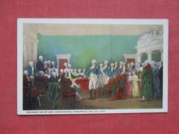 Resignation Of George Washington  Annapolis Dec 23  1783-----------------------  --- Ref 3397 - History