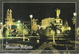 Cartolina Dal Venezuela (Maracaibo, Plaza De Angel) Per Borbiago Di Mira (vedi Foto) - Venezuela