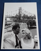 MARILYN MONROE > Portrait (photograph By Sam Shaw) > Starfotokarte (spk143) - Actors