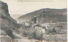 Basses Alpes Sisteron, Le Vieux Couvent, Le Fort Et Vue Générale (côté Levant) Ed. Du Bazar Parisien, N'a Pas Circulé - Sisteron