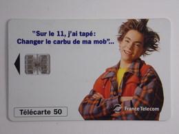 Télécarte - France Télécom - Minitel - Tirage 500000 - 1996 - Telecom Operators