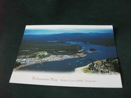 STORIA POSTALE FRANCOBOLLO AUSTRALIA BATEMANS BAY MURRAY VIEWS SOUTH COAST NSW - Australia