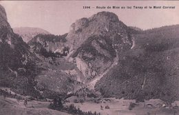 Route De Miex Au Lac Tanay VS (1396) - VS Valais