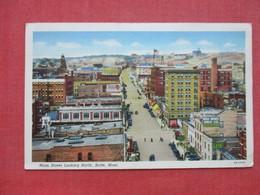 Main Street    Montana > Butte---------  --- Ref 3397 - Butte