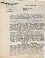 VP15.031 - INDOCHINE - VIETNAM - Lettre - Grande Pharmacie De NHATRANG - Mr KERBORIOU Pharmacien - Chimiste - Collections