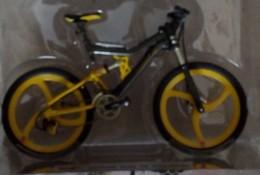Bicycle - Porsche Bike FS Evolution - Motorcycles