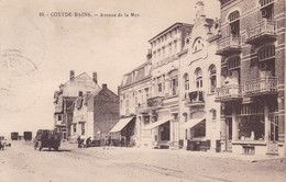 619 Coxyde Bains Avenue De La Mer - Koksijde