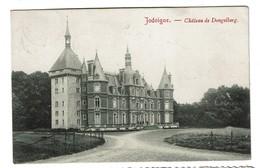 Jodoigne - Château De Dongelberg - Circulée - Edit. Imp. Mécanique F. Laroche - 2 Scans - Jodoigne