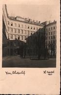 ! Photo, Fotokarte Wien Schottenhof, 1930, Österreich - Wien Mitte