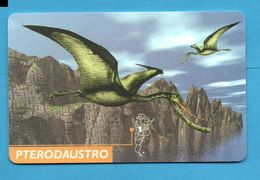 ARGENTINA  Chip Phonecard  DIONOSSAUR - Argentina