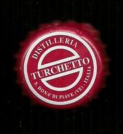 Tappo A Corona - Distilleria Turchetto - Capsule