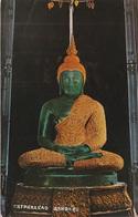 Cartolina Dalla Tailandia (Bangkok, Emerald Buddha) Per Segonzano 1968 (vedi Foto) - Tailandia