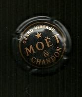 Capsula E Capsule Italia - Champagne Moet Chandon Vintage - Capsules Mousseux - Sparkling Wine - Schaumwein - Placas De - Moet Et Chandon