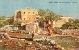 PALESTINA  , Gerico , Pubblicitaria  Amaro  Felsina  Ramazzotti - Palestina