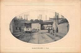 CPA St-Barthélemy - Pont - Marseilles